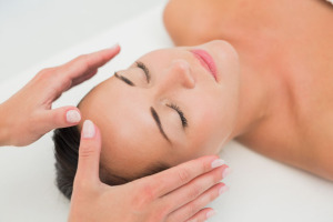 Reiki therapy is available at Massage By Lana